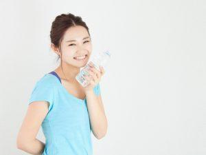 キレイになる水分補給