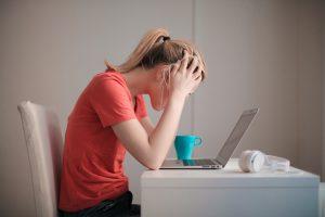 ストレスは肌に影響する