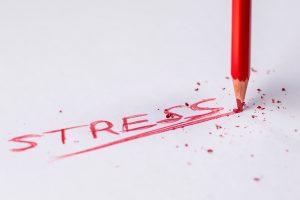 脳ストレスに注意