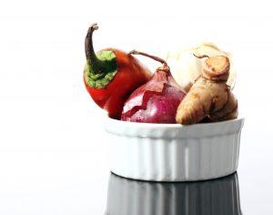 身体を温める食材