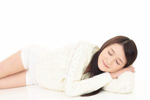 肌は寝ている間に作られる