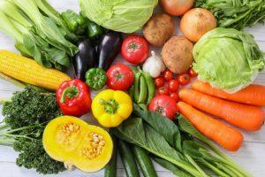 野菜はビタミン・ミネラルが豊富