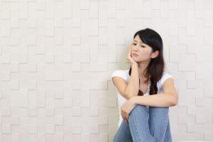 気持ちの落ち込みも肌に影響する