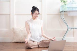 運動習慣もオンラインを活用できる