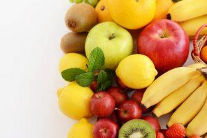 果物も食べすぎ注意