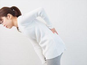 正しい姿勢は骨盤を安定させる